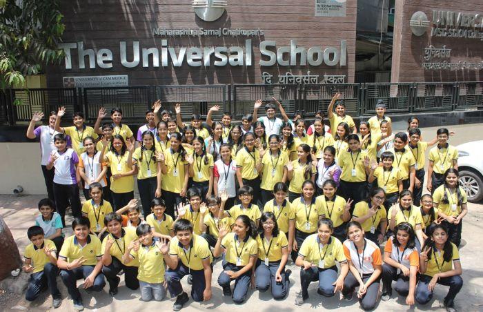 Universal School, Ghatkopar behtar india campaign
