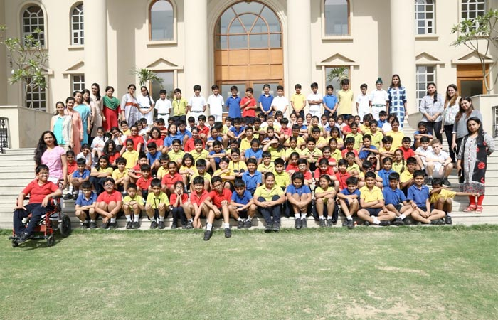 DPS International Edge school in Gurugram behtar india