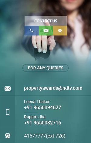 ndtv property awards contact us