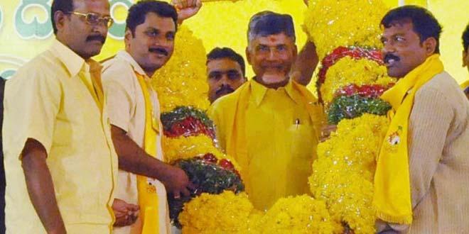 Chandrababu Naidu Sets Ambitious Targets For A Swachh Andhra
