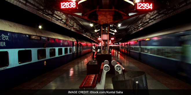 Use Me: Railway Stations To Have More Dustbins