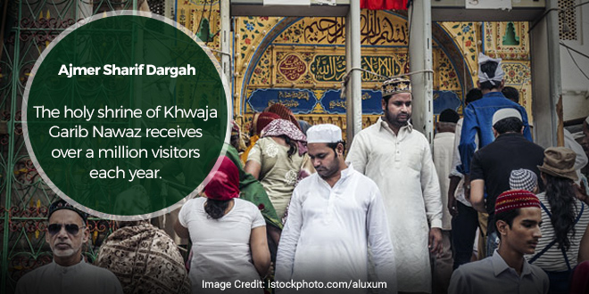 Ajmer Sharif Dargah