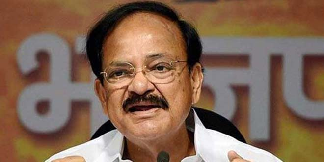 banega swachh india - clean up drives - venkaiah naidu