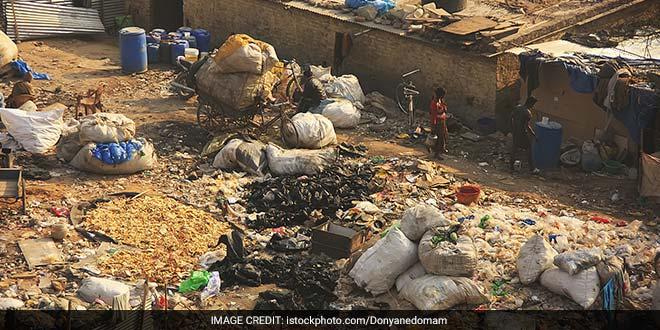 Banega Swachh India - Garbage Delhi 660