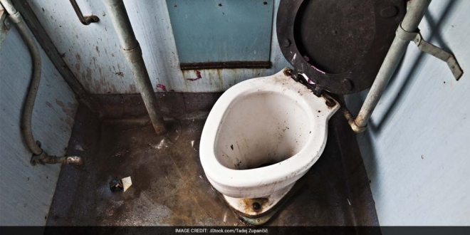 Only 450 Public Toilets For 72 Lakh Population In Hyderabad