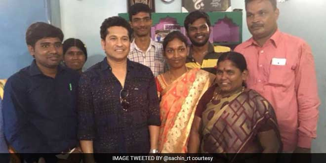 Sachin Tendulkar Adopted Village In Nellore Is Now Open Defecation Free