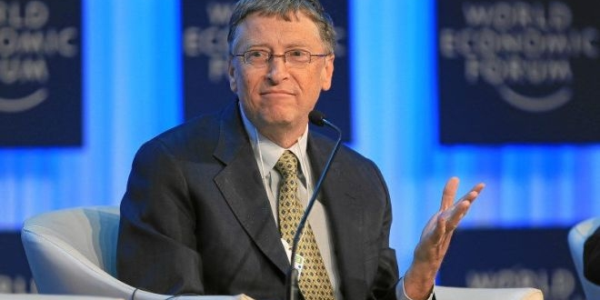 Swachh India - Bill Gates Funds Development Of Odour-Free Toilets For India