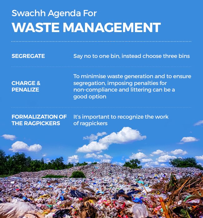Getting It Right - What We Can Learn From These Cities In India About Managing Waste swachh agenda
