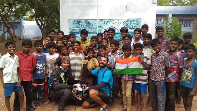 swachh india - Go Swachh India A Man Cycles From Kargil To Kanyakumari To Spread The Message 2