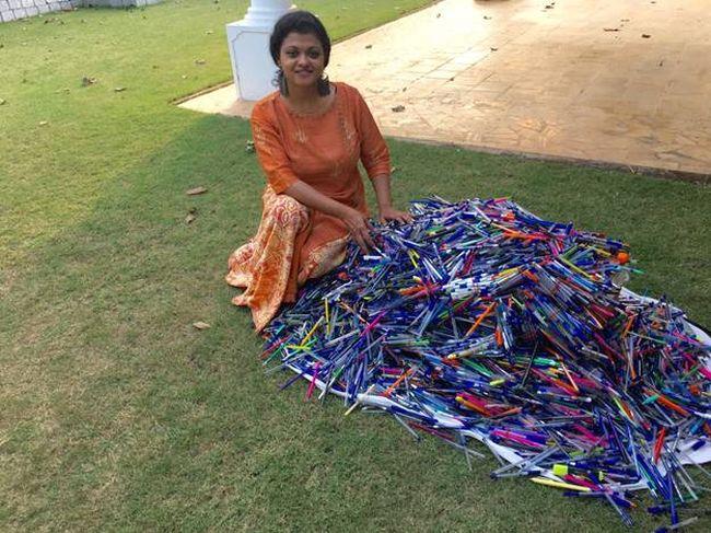Say No To Plastic Kerala Wages a War On Plastic With A Pen Drive - lakshmi menon