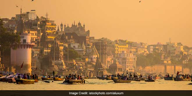 The river Ganga