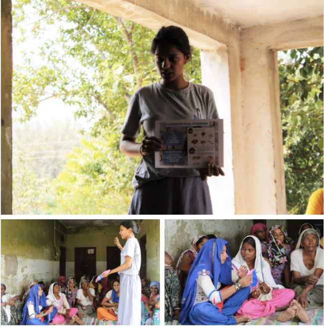 Sanitary Pads With A Difference - How Project Baala Is Empowering Rural Women 2