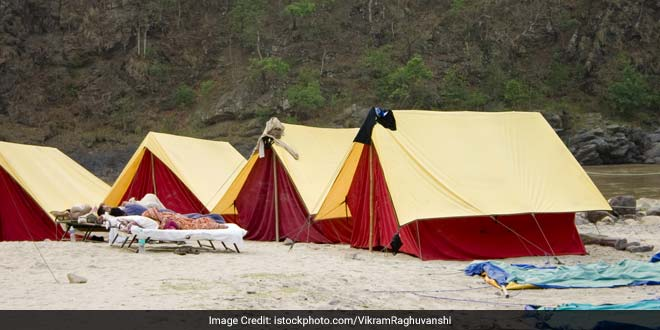 NGT re-allowed camping along the Ganga in Uttarakhand but with limitations.