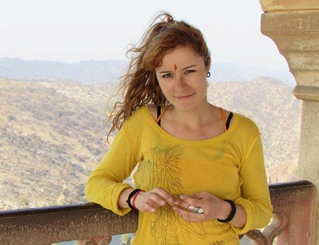 Marta Vanduzer-Snow has built more than 100 low-cost evapotranspiration toilets.