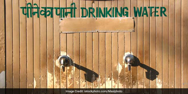 Nearly 76 million people in India are without safe drinking water