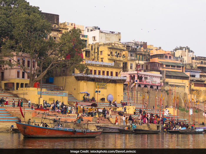 A number of new ghats have been built under the Namami Gange program
