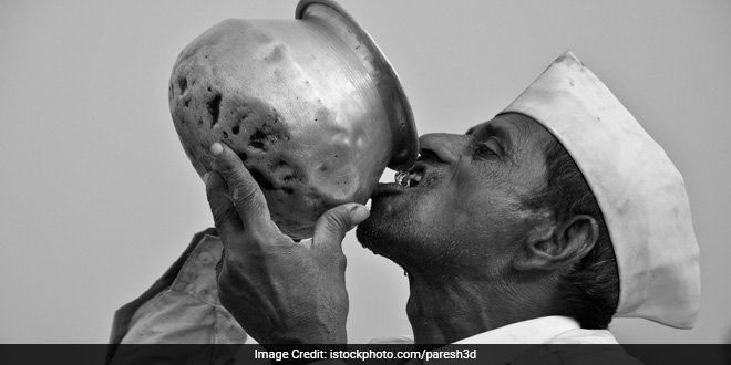 Water In 28,000 Habitations Affected By Arsenic And Fluoride: Narendra Singh Tomar