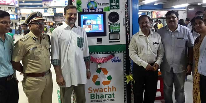 Rewards For Recycling: How Mumbai's Railway Stations Are Going Green With These Plastic Bottle Recycling Machines
