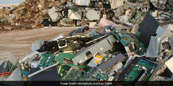 Goa's Lack Of E-Waste Recycling Facility May Contaminate Landfill Site: IT Company