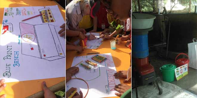 Sewage Treatment, Waste Segregation And Composting - Shri Ram School Aravali Shows How It Is Done