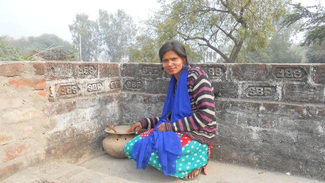 swachh india - menstruation waste