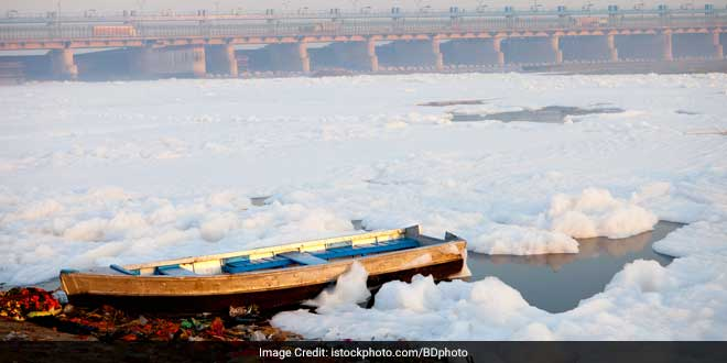 As The Yamuna Remains 'Maili', Supreme Court Gives Green Court Sole Jurisdiction To Curb Pollution