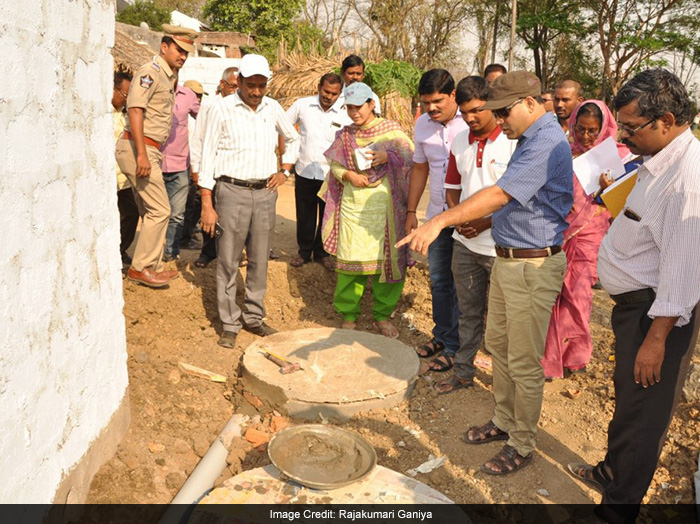 Community Led Total Sanitation (CLTS) approach brings together the village for a common goal of eradicating open defecation