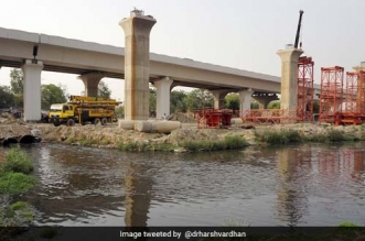 Recycled Polluted Water To Be Used For Toilets In Delhi: Minister