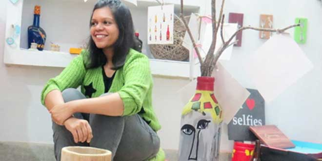 This IIT Student Left Her High Paying Job To Make Varanasi Swachh And Reduce Garbage Burden From The City