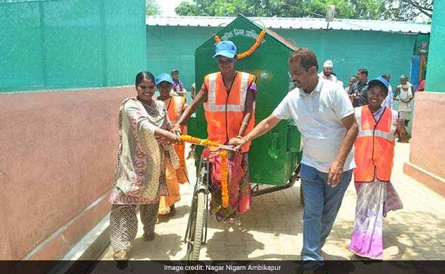 How Chattisgarh's Ambikapur Is Turning Its Trash Into Treasure
