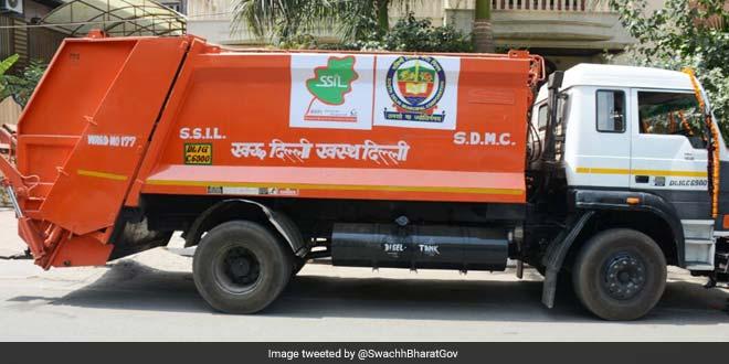 To Make 'Swachh Delhi' A Reality, South Delhi Municipal Corporation Launches Zero-Garbage Initiative