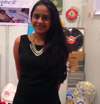 Don't Discard, Upcycle! This Woman Is Teaching India The Importance Of Waste Management With A Touch Of Creativity