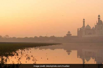 Yamuna Now Reduced To A Sewage Canal, Says Agra Activists