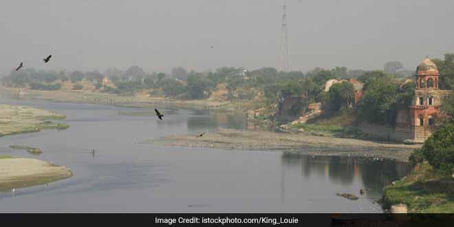 Gomti River Pollution