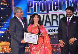 ndtv property awards winners 2014