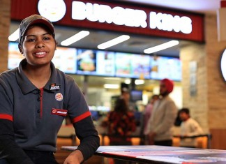 Haryana's Youngest Village Chief Has A Day Job As 'Burger Queen'
