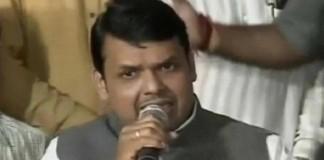 Devendra Fadnavis Takes His Cabinet To Drought Heartland