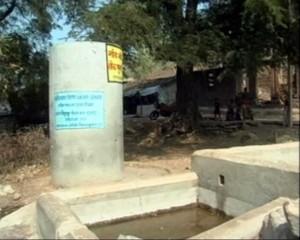 Bundelkhand Drought Water Storage