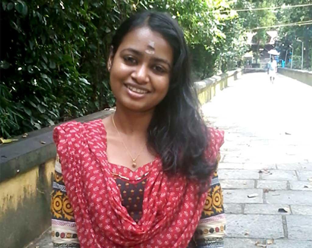 Black beauty South Indian bhabhi