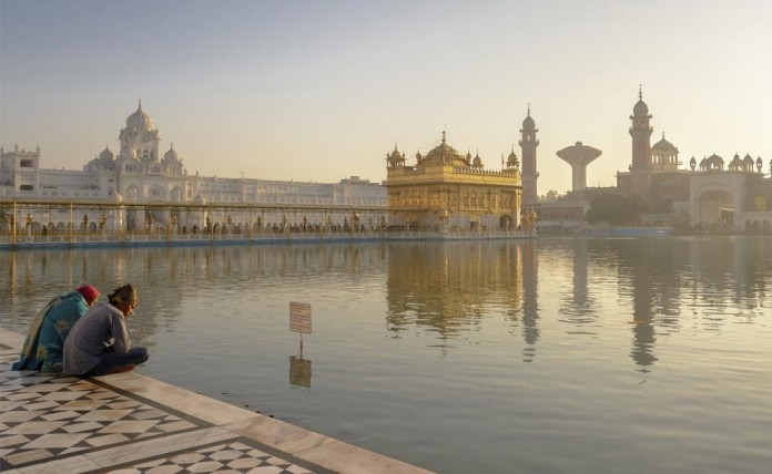 Golden Temple Losing Its Sheen Because Of Air Pollution