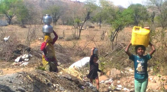 Search Of Water in Bundelkhand's Jhansi
