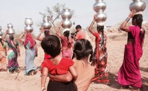 Joys Of Childhood Snatched By Drought In Marathwada