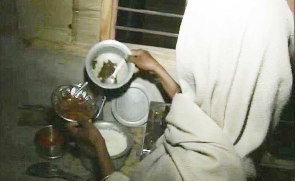 Telangana drought
