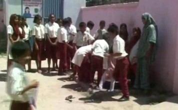 In Ranchi, Deserted Classrooms As Water Crisis Draws Out Students
