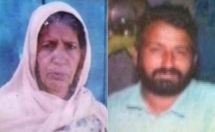 Money-Lender at Door, Punjab Farmer and Mother Took Poison