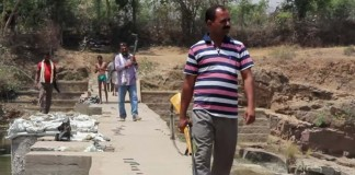 Armed Men Guard Water More Precious Than Gold In Madhya Pradesh
