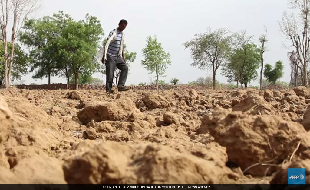 Two weak monsoons have resulted in severe water shortages and crop losses in as many as 10 states.