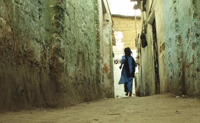 girl slum