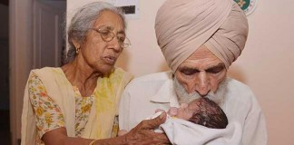 70 72-year-old Punjab woman becomes a mother Punjab IVF