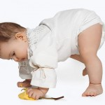 Kids Walk Early Have Stronger Bones Toddlers